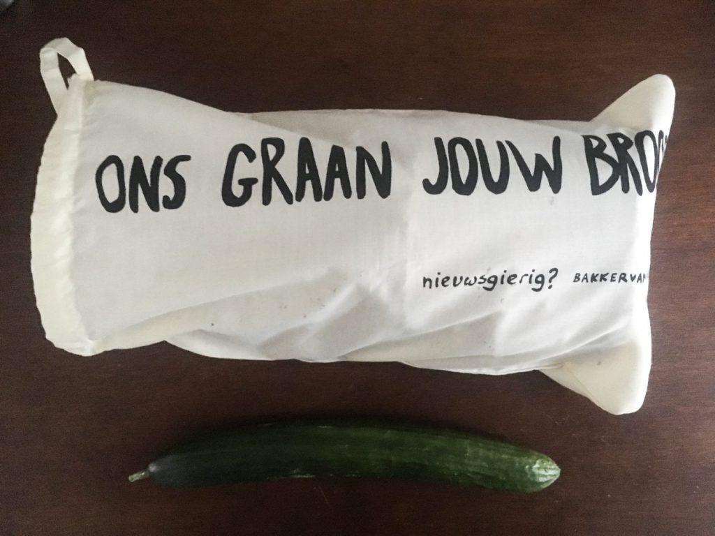 Afvalvrij leven met brood zonder plastic