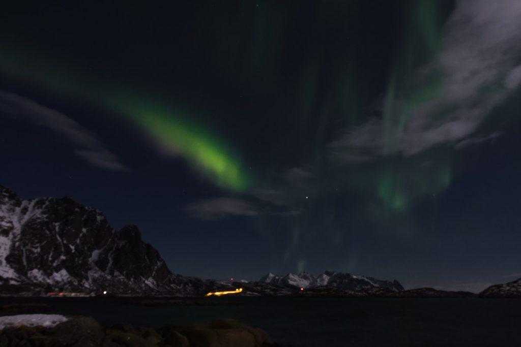 Zoeken naar Noorderlicht Lofoten