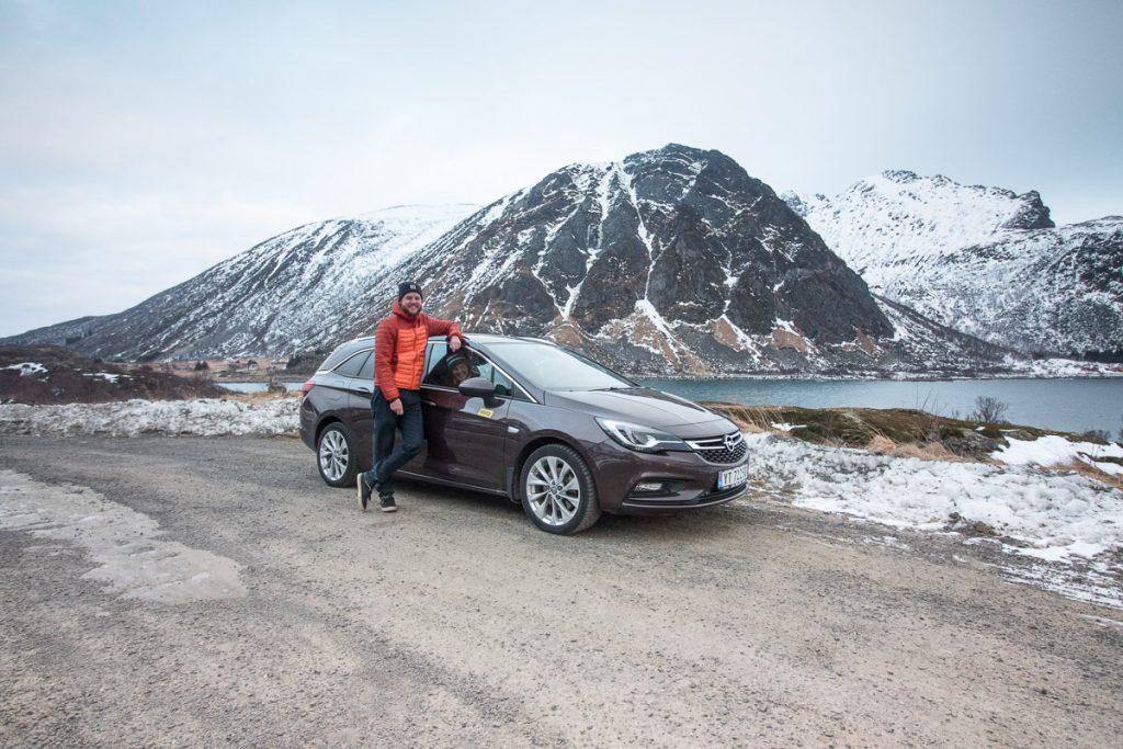De roadtrip door Noorwegen