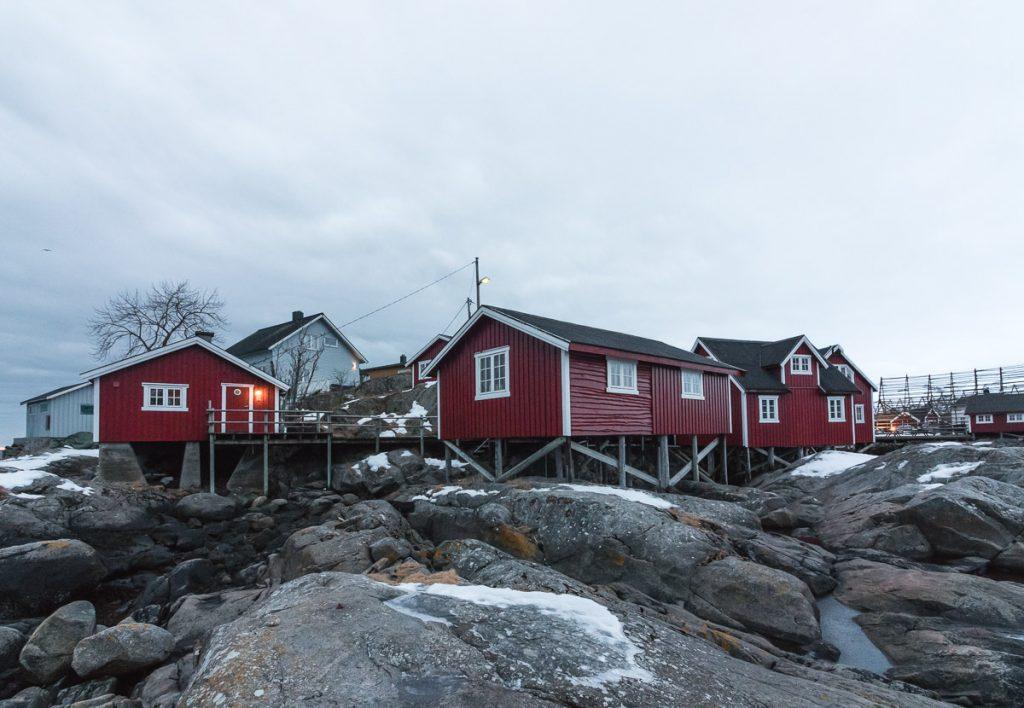 Chalet in Svolvaer, Lofoten