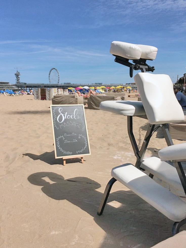 Massages bij Oceans Beach House Scheveningen