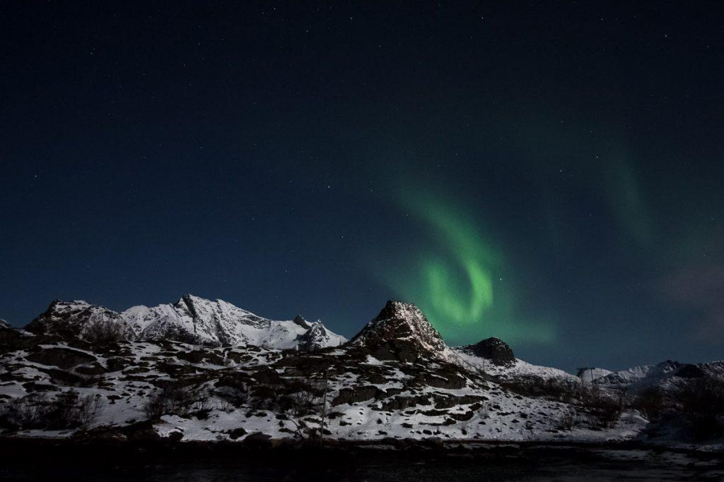 Lofoten Noorderlicht excursie