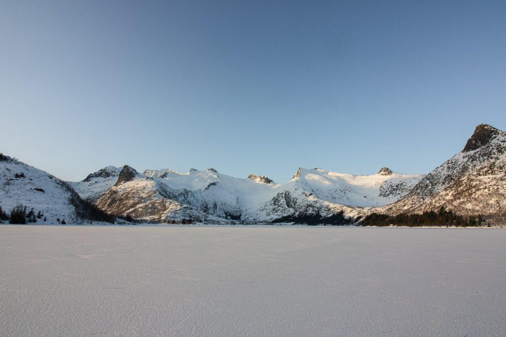 Sneeuwschoen wandeling Noorwegen