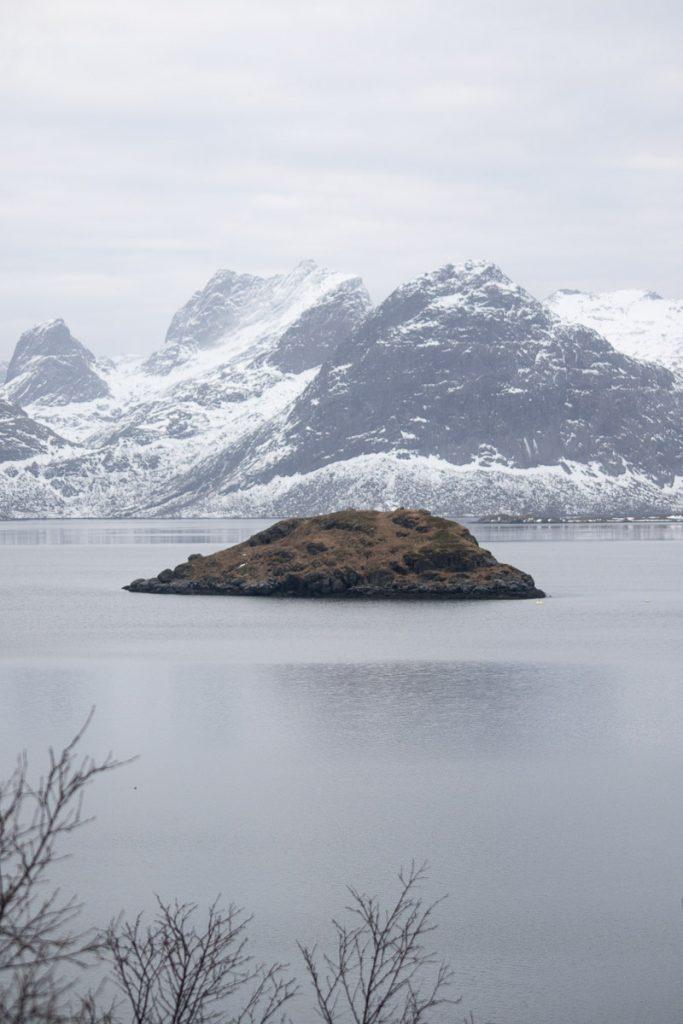 Noorwegen vanuit de auto
