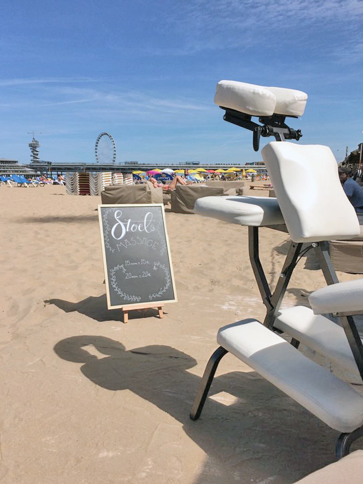 Massages bij Oceans Beach House Scheveningen