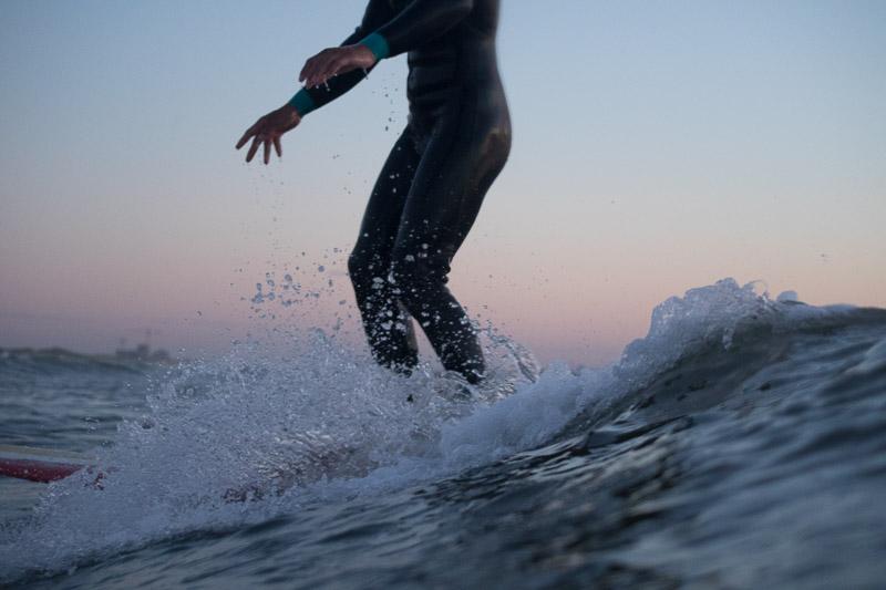 Wat ik leerde van het surfen