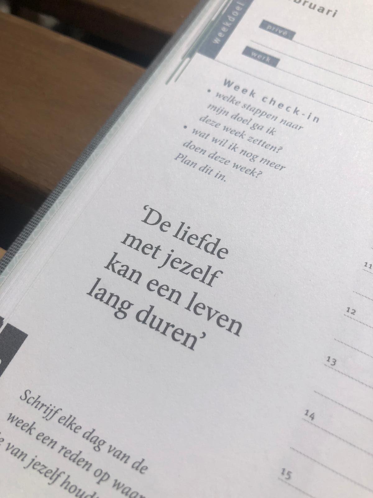 Jezelf motiveren met quotes uit de Purpuz planner