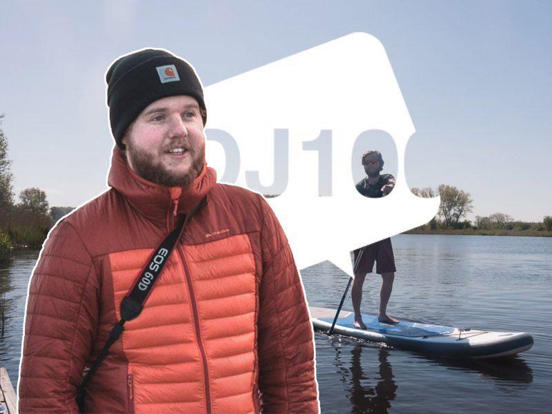Dylan Haanappel in Duurzame Jonge 100