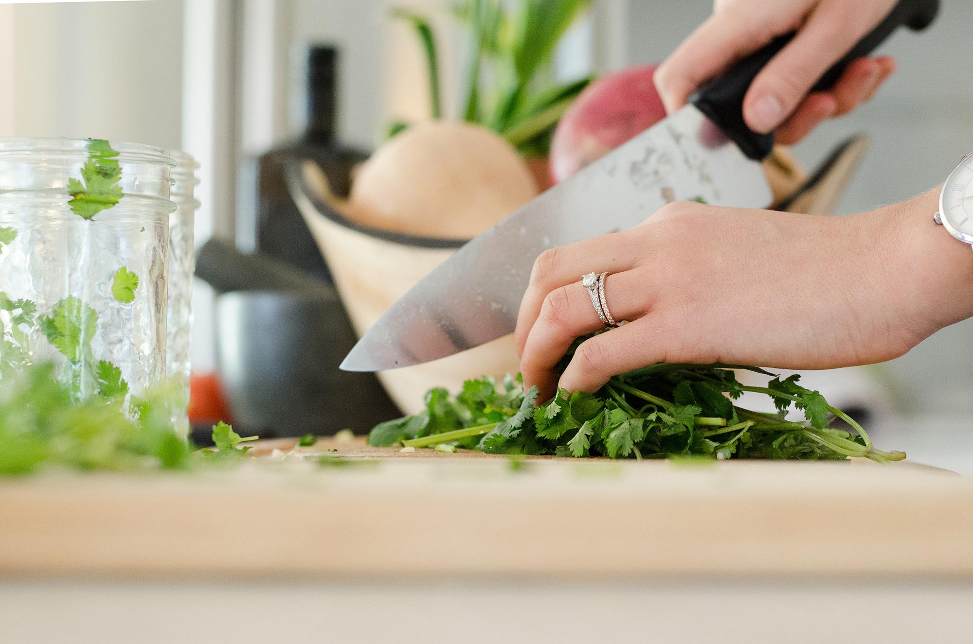 Gezonder koken en eten
