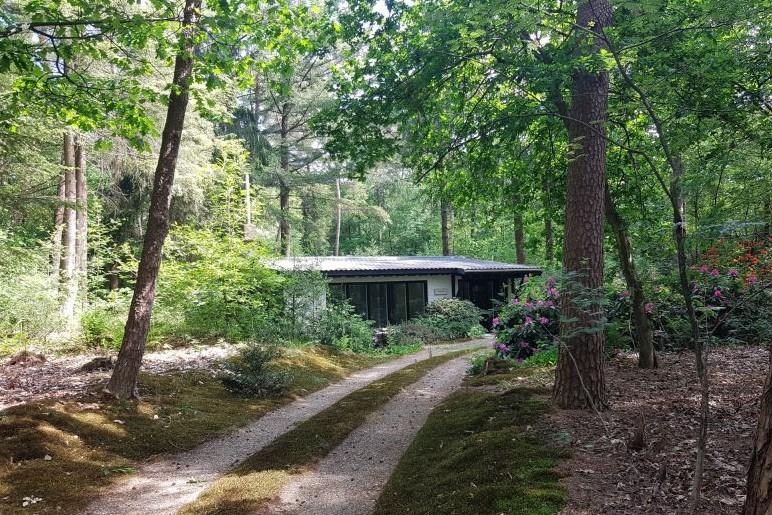 Natuurhuisje met houtkachel